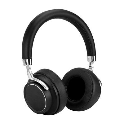 Código AUD 024 -AUDíFONOS COPEN (Audífonos bluetooth. Incluye cable cargador USB y cable de audio para escuchar música sin necesidad de batería ni bluetooth. Batería interna recargable (7 hrs de música aproximadamente). Función manos libres.