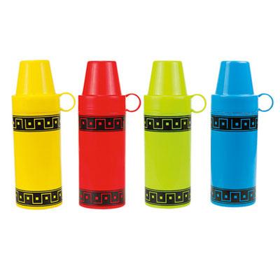 Código INF 300 CILINDRO CRAYóN. Incluye taza en la tapa.  Material: Plástico. Tamaño: 7.5 x 22.2 cm.