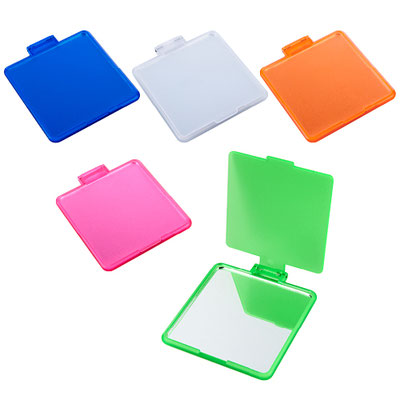 ESPEJO DAM 500 Material: Plástico.  Tamaño: 6.3 x 6.3 cm.