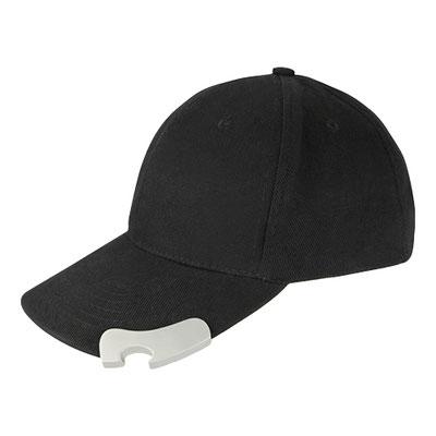 Código CAP 020 GORRA WHISTLER (Visera con destapador. Broche de velcro.)  MATERIAL: Algodón.