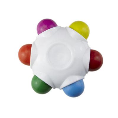 Código DPO 025  CRAYóN. Incluye crayones en 6 colores: Azul, verde, rojo, rosa, amarillo y naranja. Material:Plástico.  Tamaño: 5.5 x 6 cm.