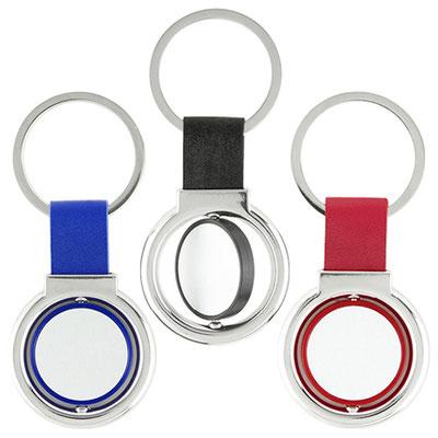 Código M 2310   Llavero.  Incluye caja individual. Material:  Metal.    -  Tamaño: 3.4 x 7.5 cm