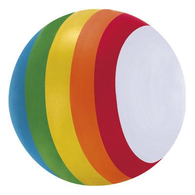 Código   SOC 910 PELOTA ANTI-STRESS COLORFUL Material: PU. Tamaño: 6.3 cm Diámetro.