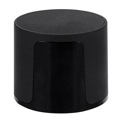 Código Z 1120   BOCINA ECHO (Bocina bluetooth con batería recargable. Cable cargador USB incluido.)  Material: Plástico / Rubber.  Tamaño:  6 x 5 cm