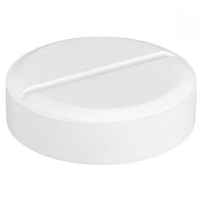 Código  SOC 064 PASTILLA ANTI-STRESS  Material: PU. Tamaño: 7.6 cm Diámetro
