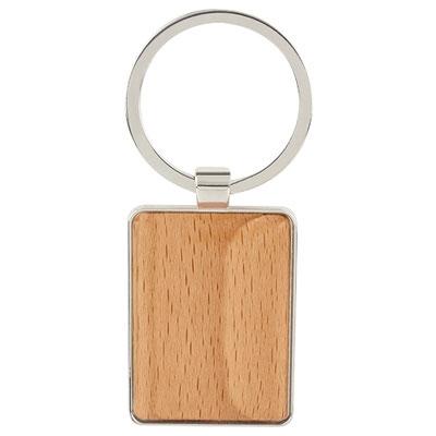 Código M 63285  LLAVERO LíBANO (Incluye caja individual.)  Material: Madera / Metal.    -  Tamaño: 3.2 x 9 cm.
