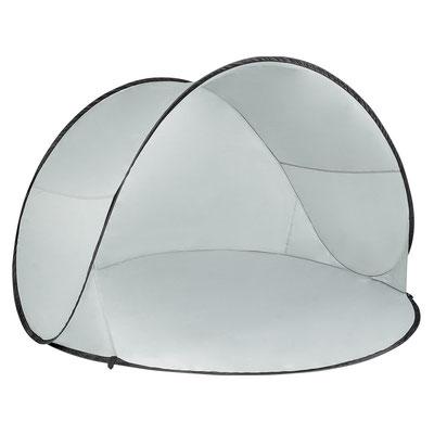 Código PRO 420 CARPA PLEGABLE CESKY (Carpa plegable para playa protección UV30. Incluye funda con correa.)  Material:  Poliéster.  Tamaño:  148 x 80 cm