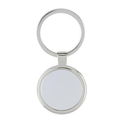 Código  M 63283   LLAVERO RUBENS (Incluye caja individual.)  Material: Metal. -  Tamaño: 3.4 x 7.3 cm.
