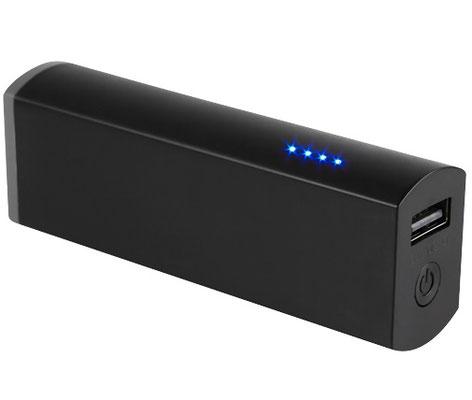 Código  CRG 018 POWER BANK WINE TRAVEL (Bateria auxiliar para smartphone, capacidad 2200 mAh. Incluye clavija para conectarse a un enchufe de pared y cable cargador compatible con USB y micro USB.) Material:  Plástico. Tamaño:  3.8 x 10.3.