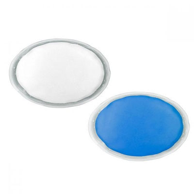 Código  SLD 034  COMPRESA ISIS  Compresa de gel frío/caliente.     - Material: PVC / Gel  Tamaño:  10.7 x 7.5 cm