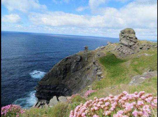Irlands Westküste.