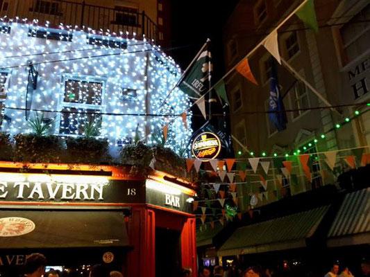 Publife im Herzen Dublins/ Irland.