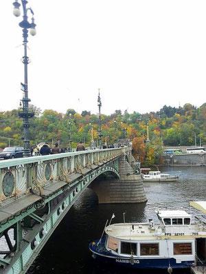 Prag, die Stadt der Brücken/ Tschechische Republik.