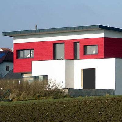 Holzhaus in Loosdorf