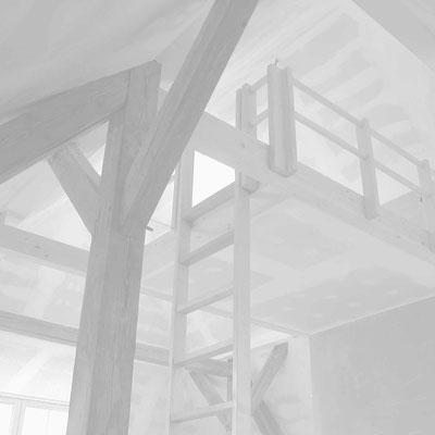 Sanierung Dachausbau