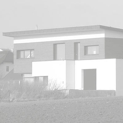 Einfamilien Holzhaus