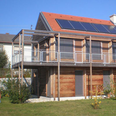 vorgefertigtes Holzhaus in Jois