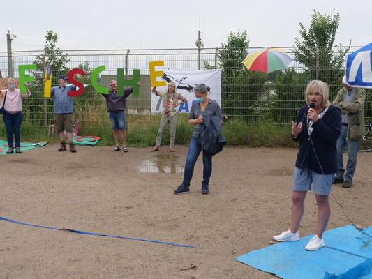 Kathrin Bockey (MdL S.- H., SPD), (c) NABU / R. Doerffer
