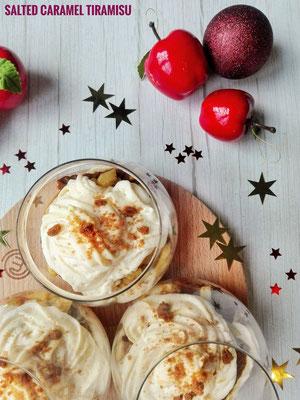 Salted caramel tiramisu met speculoos en appeltjes