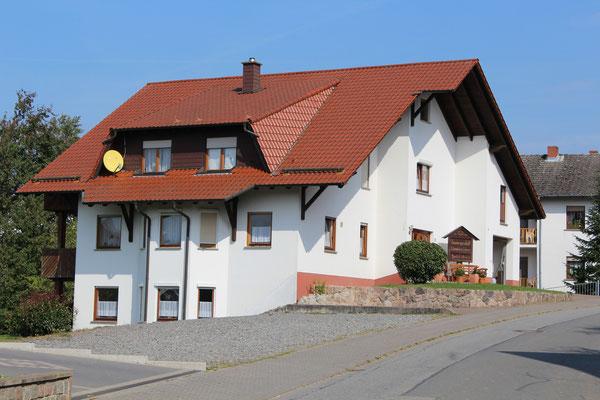 Neubau Wohnhaus  Massivhaus Fürth/Odw.  (Planung, Tragwerksplanung, Bauleitung)