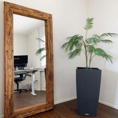 Holzspiegel handgefertigt