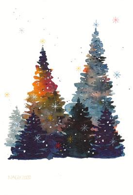 Weihnachtsbäume (Zoltan Nagy)