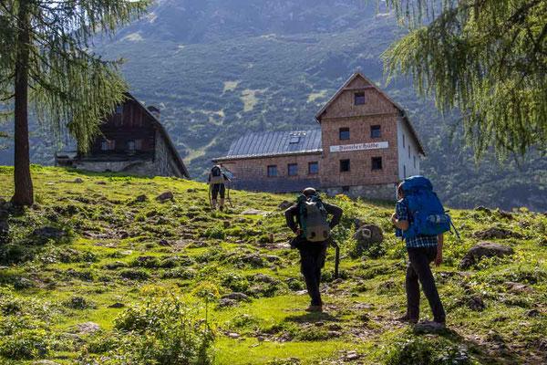 Wandern mit Kindern - Nationalpark Kalkalpen