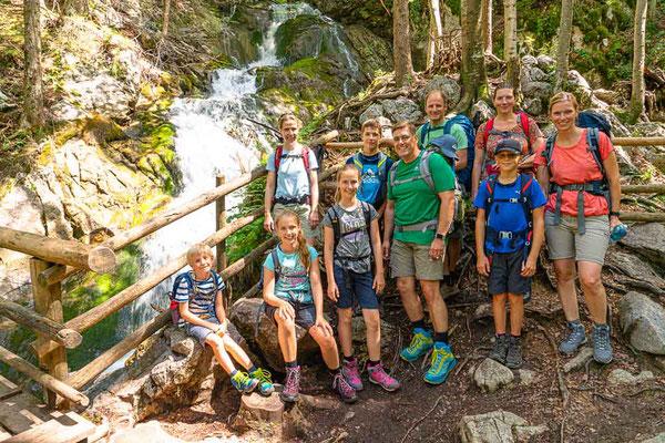 Aktivreisen Familie - Nationalpark Kalkalpen