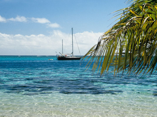 Moorea - Französisch Poynesien