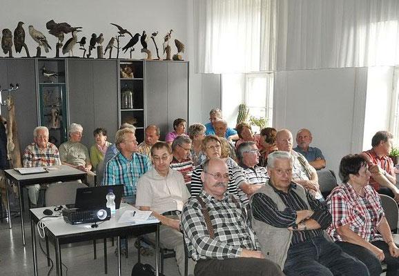 Vortrag in Leipzig