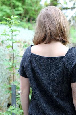 Bluse, Einzelstück