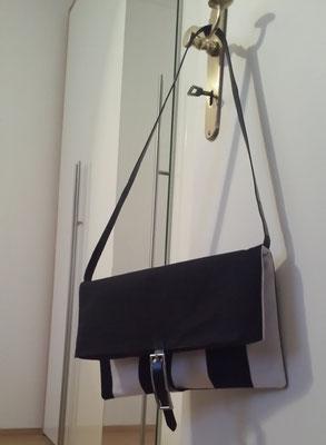 Tasche Pochette (Buch Taschen nähen)