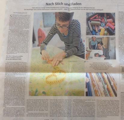 Süddeutsche Zeitung, 30.10.2015