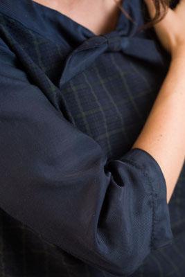 Bluse Flotteur Hiver mit Schleife