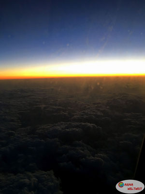 Wattebauschwolken