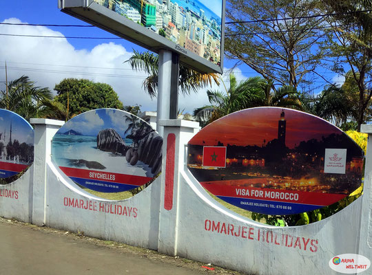 Zurück auf die Seychellen? Ja, bitte!!!