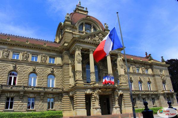 Palais du Rhin - heutiges regionales Kultusministerium