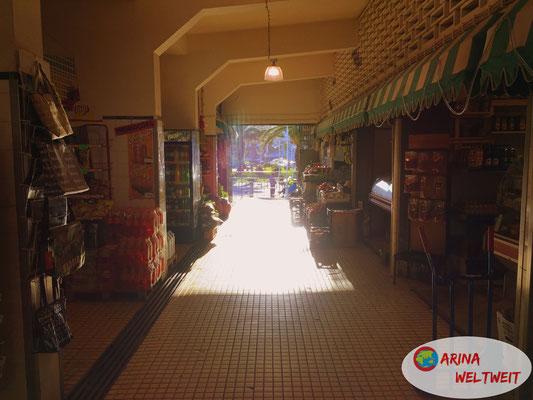 Markthalle Santa Cruz