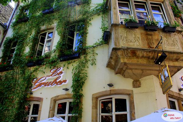 Le Gruber - hier gibt es leckere Ente und die beste Mousse au Chocolat der Welt