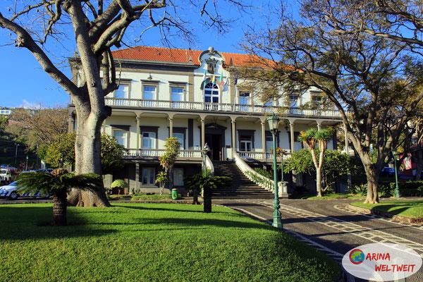 Gerichtsgebäude Santa Cruz