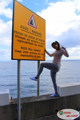 Die Warnzeichen sollten ernst genommen werden!