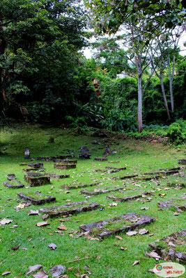 Bel Air Cemetery - hier liegen Kolonialherren begraben