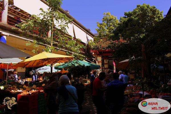 """Markthalle """"Mercado dos Lavradores"""""""