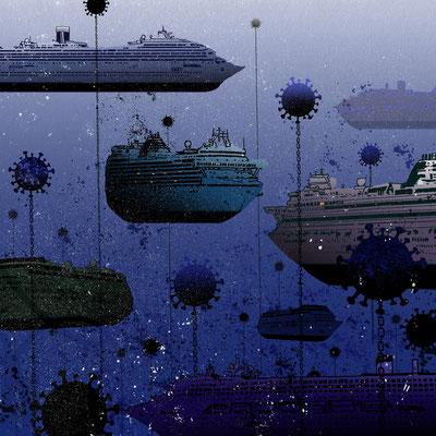 Cruise Ships Under Coronavirus Climate