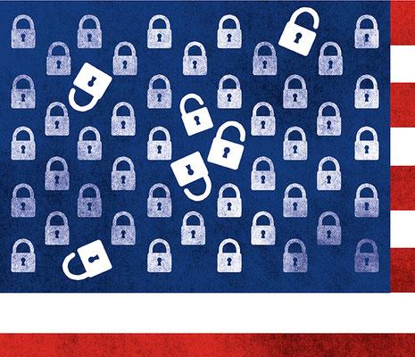 America Under Lockdown