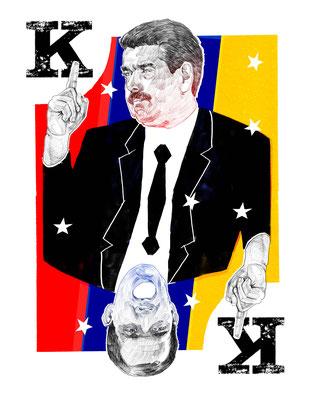 Presidency in Venezuela