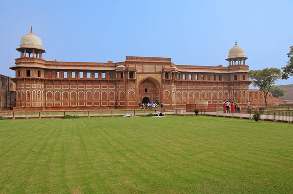 Rotes Fort, Agra / ch027744