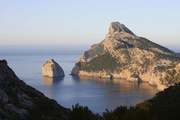 Cap Formentor mit Insel Colomer, Mallorca, Spanien / ch155743