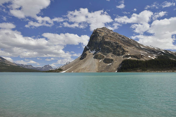 Bow Lake und Crowfoot Mountain / ch157868