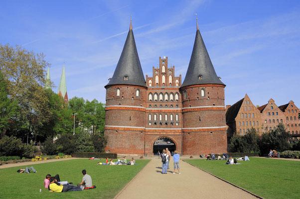 Holstentor, Lübeck / ch035575